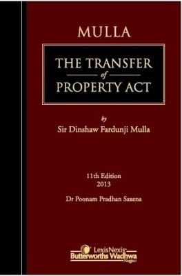 The Transfer of Property Act 11 Edition price comparison at Flipkart, Amazon, Crossword, Uread, Bookadda, Landmark, Homeshop18