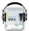 Instant MBA (English): Book