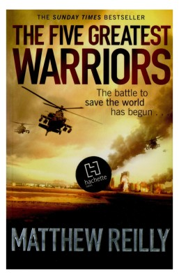 The Five Greatest Warriors price comparison at Flipkart, Amazon, Crossword, Uread, Bookadda, Landmark, Homeshop18
