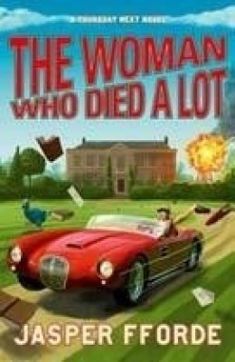 Buy The Woman Who Died A Lot: Book