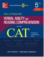 How to Prepare for Verbal Ability and Reading Comprehension for the CAT (English) 5th Edition: Book