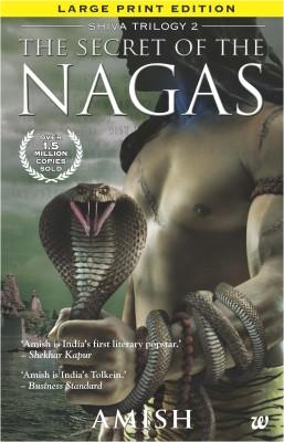 The Secret of Nagas price comparison at Flipkart, Amazon, Crossword, Uread, Bookadda, Landmark, Homeshop18
