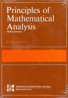 Buy Principles of Mathematical Analysis 3rd Edition: Book