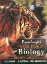 Pradeep's -A text Book of Biology-Class XII - 29th Edition -2015 (English): Book