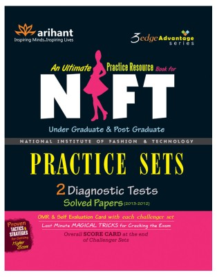 An Ultimate Practice Resource Book for NIFT : Practice Sets with 2 Diagnostic Tests 1st Edition price comparison at Flipkart, Amazon, Crossword, Uread, Bookadda, Landmark, Homeshop18
