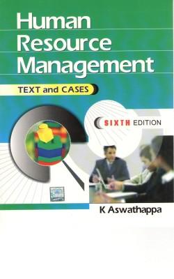 Organisational behaviour book by aswathappa