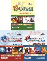38 Years IIT-JEE Advanced + 14 yrs JEE Main Topic-wise Solved Paper (PCM) 11th Edition (English): Book