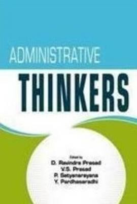Buy Administrative Thinkers (English) 1st Edition: Book