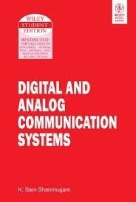 Digital And Analog Communication Systems 1st Edition available at Flipkart for Rs.335