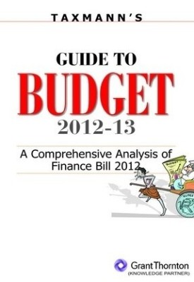 Buy Guide To Budget 2012-13: Book