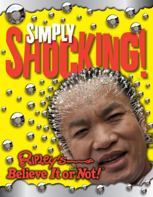 Buy Ripley's Simply Shocking! Believe It Or Not! (English): Book