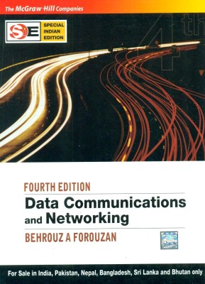 Buy Data Communications and Networking 4 Edition: Book