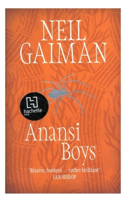 Anansi Boys price comparison at Flipkart, Amazon, Crossword, Uread, Bookadda, Landmark, Homeshop18
