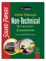 Solved Papers Indian Railways Non - Technical Grades Examinations (English) 4th Edition: Book