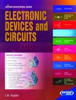 Electronics Devices And Circuits 5/e PB (English) 1st Edition: Book
