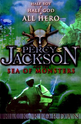 Buy Percy Jackson and the Sea of Monsters (English): Book