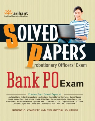 Buy Solved Papers Bank PO Exam 6th  Edition: Book
