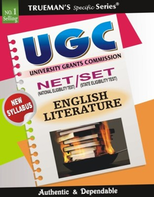 Buy Trueman's UGC NET National Eligibility Test/SET State Eligibility Test English Literature 1st  Edition: Book