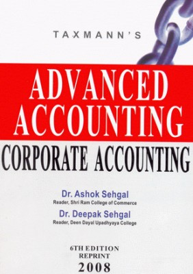advanced corporate accounting 1 This is an advanced unit in financial accounting which deals with accounting for  business operations conducted through a corporate group it adopts the  perspective of the  s1 day - session 1, north ryde, day s2 evening - session  2, north.