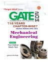 GATE 2014 - Mechanical Engineering : 18 Years Chapter Wise Solved Papers (1996 - 2013) (English) 15th Edition: Book