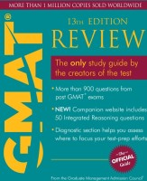 The Official Guide for GMAT Review (With CD ROM) (English) 13th Edition: Book
