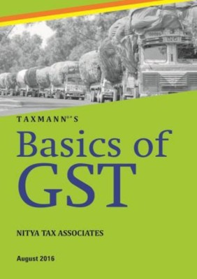 Book on Basics of GST