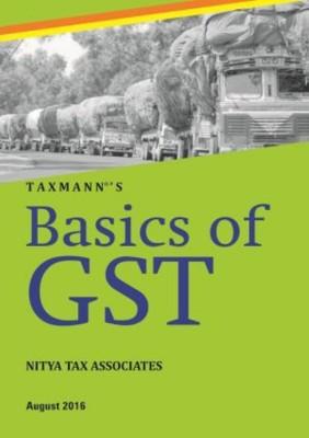 Book on Basics of GST