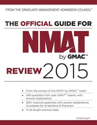 The Official Guide for NMAT by GMAC Review 2015 (English)