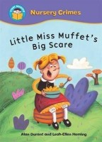 Start Reading: Nursery Crimes: Little Miss Muffet's Big Scare (Paperback)