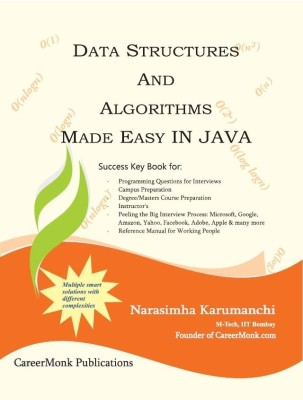 Buy Data Structures And Algorithms Made Easy In Java 2nd Edition (English) 2nd Edition: Book