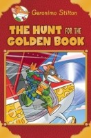 Geronimo Stilton the Hunt for the Golden Book (English): Book