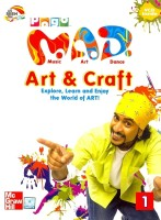 Pogo Mad Art and Craft (Book - 1) 1st Edition: Book