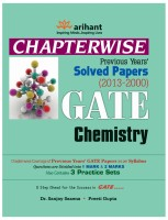 Chapterwise GATE Chemistry : Previous Year's Solved Papers (2013 - 2000) 3rd Edition: Book