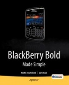 BlackBerry Bold Made Simple: For the BlackBerry Bold 9700 and 9650 Series (English) 1st Edition (Paperback)