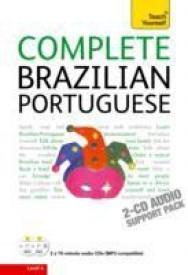 Complete Brazilian Portuguese (Learn Brazilian Portuguese with Teach Yourself) (English) (CD-Audio)