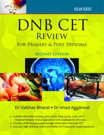 Buy DNB CET Review for Primary and Post Diploma 2nd Edition: Book