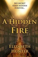 A Hidden Fire (English): Book