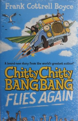 Buy Chitty Chitty Bang Bang: Flies Again: Book