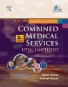Comprehensive Guide to Combined Medical Services: UPSC Simplified 2nd  Edition: Book