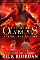 Heroes of Olympus : The House of Hades (English)