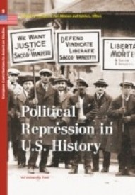 Political Repression in U.S. History (European Contributions to American Studies) (English) (Paperback)