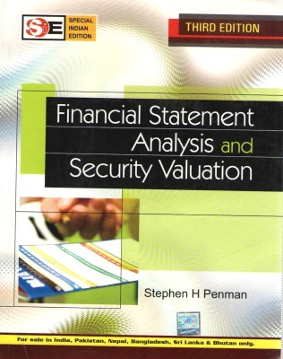 financial statement analysis and security valuation penman 4edition Coupon: rent financial statement analysis and security valuation 5th edition (9780078025310) and save up to 80% on textbook rentals and 90% on used textbooks get free 7-day instant etextbook access.