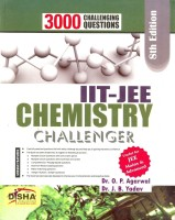 IIT JEE New Pattern Challenger CHEMISTRY 8th Edition: Book