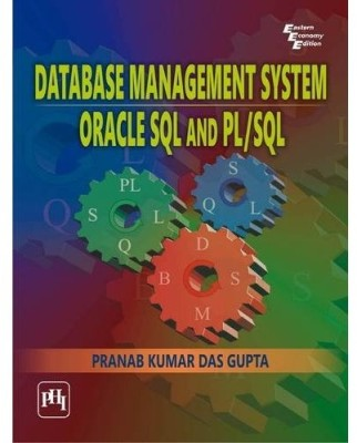 Buy Database Management System, Oracle SQL and PLSQL (English): Book