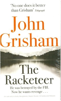 The Racketeer price comparison at Flipkart, Amazon, Crossword, Uread, Bookadda, Landmark, Homeshop18