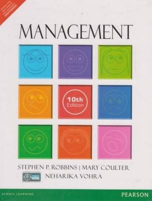 Management (English) 10th  Edition price comparison at Flipkart, Amazon, Crossword, Uread, Bookadda, Landmark, Homeshop18