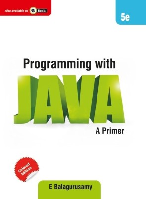 Programming with JAVA (English) 5th  Edition price comparison at Flipkart, Amazon, Crossword, Uread, Bookadda, Landmark, Homeshop18