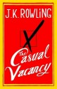 The Casual Vacancy (English): Book
