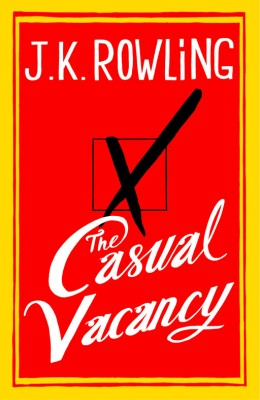 Buy THE CASUAL VACANCY: Book
