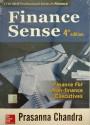 Finance Sense (English) 4th Edition: Book